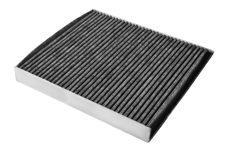 Замена салонного угольного фильтра